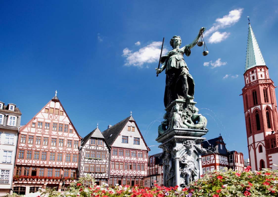 Gerechtigkeit: Kongress vom 4. bis 6. Mai 2012 in Frankfurt/Main